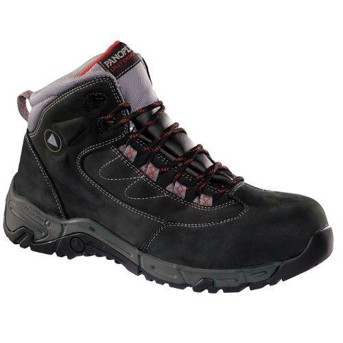 Delta Plus Schuhe–SET Stiefel Leder Ohio schwarz Gr. 40(1Paar) (Leder Ohio)