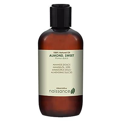 Naissance Sweet Almond Oil 250ml 100% Pure