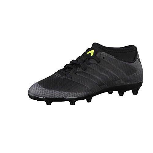 adidas Kinder Fussballschuhe ACE 16.3 PRIMEMESH FG/AG core black/core black/solar yellow 30