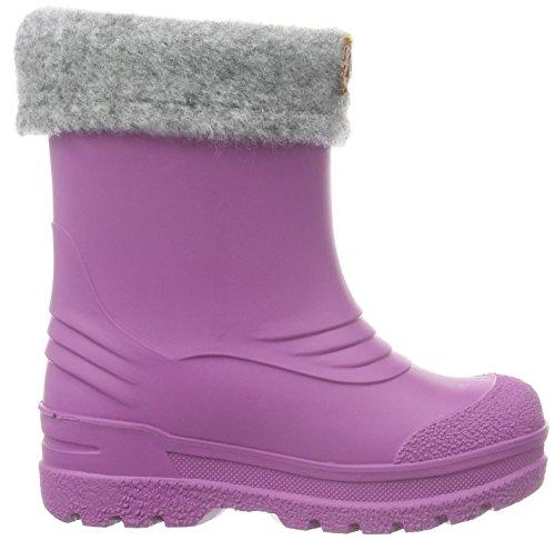 Kavat Gimo Wp, Bottes et bottines à doublure chaude mixte enfant Violet - Violett (Lilac 980)