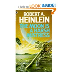 The Moon is a Harsh Mistress (New English Library science fiction)