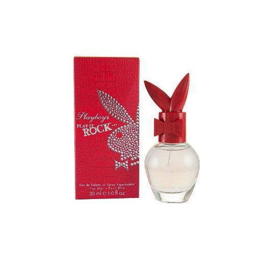 Playboy Play It Rock Edt Spray 1.0oz For Women