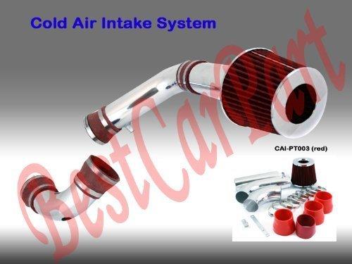 94 95 96 97 Pontiac Firebird V8 5.7 Cold Air Intake + Red Filter CPT3R by Click 2 Go (97 Pontiac)