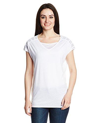 PUMA t-shirt pour femme loose fit Blanc - Blanc