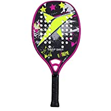Drop Shot Extreme Bt, Beach Tennis Racket Unisex – Adulto, Multicolore, Taglia Unica