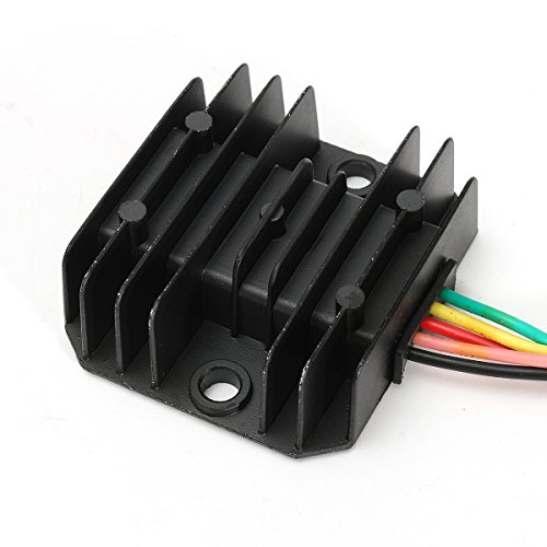JenNiFer 12V 5 Wires Regulator Rectifier Für 50Cc 125Cc Chinese ATV Quad Scooter Motorcycle