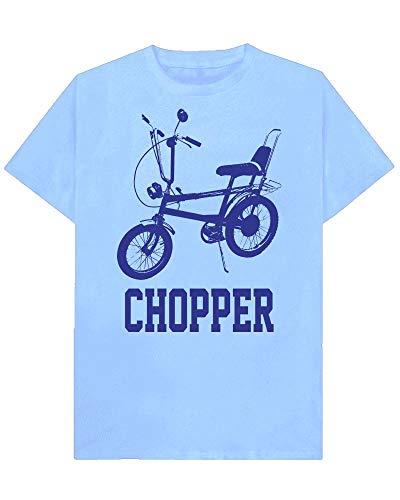 Raleigh Chopper 70's Nostalgia T-shirt, 5 Colours - S to XXL