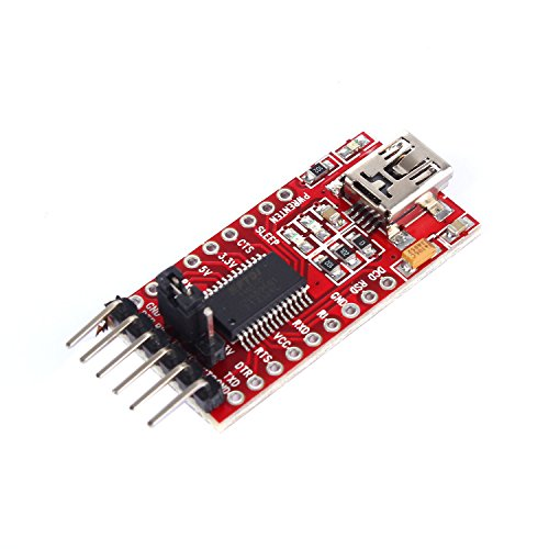 Amazon.es - FT232RL FTDI USB 3.3V 5.5V to TTL Serial Adapter Module