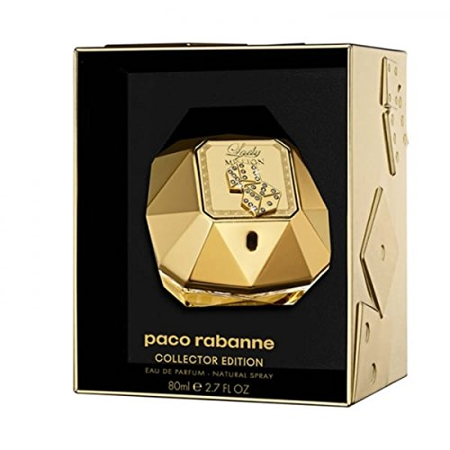 Paco Rabanne Lady Million Eau de Parfum 80ml Spray - Edizione Monopoly (precio: 72,00€)