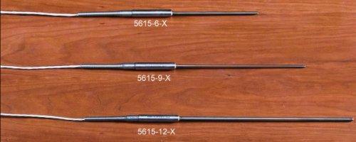Fluke 5615-12-d Sonde standard de référence secondaire PRT, 100Ohm, 1/10,2x 30,5cm