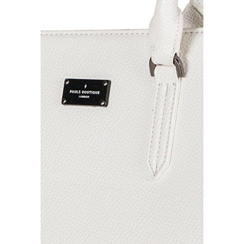 Pauls Boutique - Zoe White (PBN126173) taille 31 cm white
