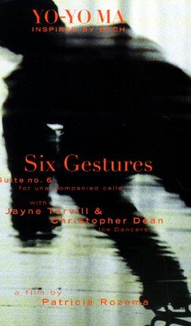 Preisvergleich Produktbild Bach,  Johann Sebastian - Cello Suite Nr. 6 [VHS]
