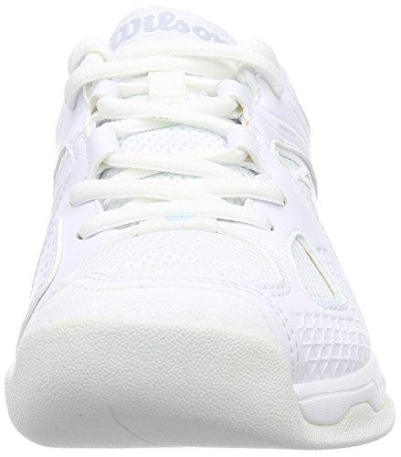 Wilson  NVISION CARPET Woman, Baskets de tennis femmes Blanc Cassé - blanc