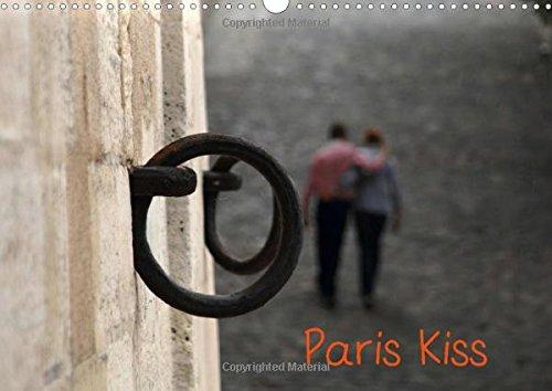 Paris Kiss 2015: Photos de Paris avec ses amoureux qui s'embrassent, par Capella MP.