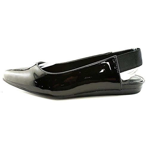 Kenneth Cole Reaction Step Sling Synthétique Talons Black