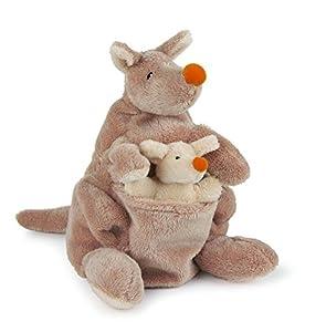 Egmont Toys- Marioneta Peluche, Color marrón (E160648)