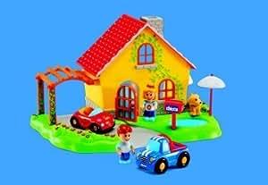 Chicco casetta play village giochi e giocattoli for Casetta chicco prezzi