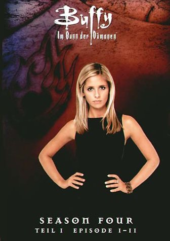 Buffy - Im Bann der Dämonen: Season 4.1 (Episode 1-11) [Box Set]