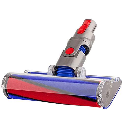SPARES2GO Brosse de balai de sol souple pour aspirateur sans fil Dyson V8