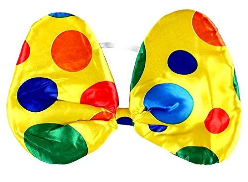 Inception pro infinite papillon - fiocco pagliaccio - clown - costume - travestimento - carnevale - halloween - cosplay - accessori - uomo - donna - bambino - idea regalo originale natale compleanno