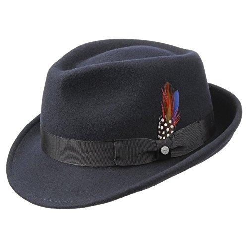 ELKADER Trilbyhut von Stetson (Cowboy-hüte Für Filz Frauen)