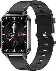 Smartwatch 1.7'' Pollici Orologio Fitness Tracker Uomo Donna,Bluetooth Smart Watch Android iOS,Orologi