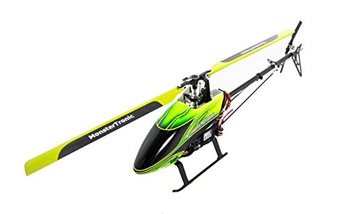 Monstertronic MT 450 Compat FBL - 450 Fbl Helikopter