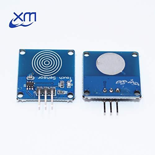 Digital Touch Sensor kapazitiven Berührungsschalter Modul 2PCS / LOT Drop Versand Touch Sensoren TTP223B A34 (Drop-modul)