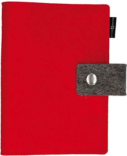 Gotteslob-Buchhülle: Rot