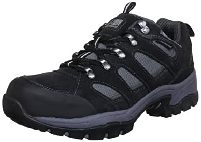 Karrimor Mens Bodmin Low lll Weathertite Trekking and Hiking Shoes K606-BLC-150 Black Sea 6.5 UK, 40 EU, 7.5 US