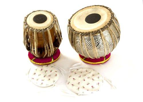 Percussion Plus Tabla mit Thong Thong-Tensioning