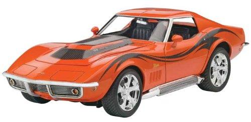 Revell 07192 - Modellbausatz \'69 Corvette Coupé im Maßstab 1:25