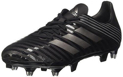 Adidas Herren Malice Sg Rugbyschuhe, Mehrfarbig (Core Black Night Met. Utility Black F16), 42 EU