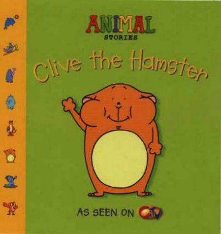 Clive the hamster