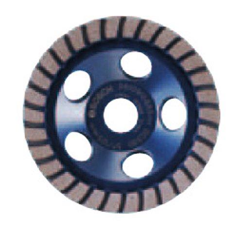 Durchmesser Turbo Zeile Diamant-Schleiftopf mit 5/8-11Hub ()