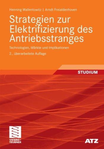 Strategien zur Elektrifizierung des Antriebsstranges: Technologien, Märkte und Implikationen (ATZ/MTZ-Fachbuch) - Klimaanlage Motor