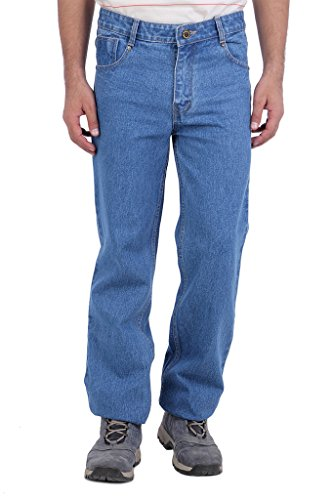 American-Crew-Mens-Jeans-Super-Stone-Wash-Comfort-Fit-34-ACJN02-34