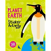 My Planet Earth Infographic Sticker Activity Book (My Infographic Sticker Activity Book)
