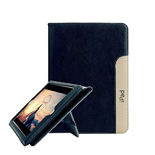 2017 New iPad 9.7/iPad Air 1 2 Hülle, FANSONG PU Leder Smart [Ständer, Aufwachen/Schlafen Funktion] Cover Case für Apple iPad Air2 / iPad 2018
