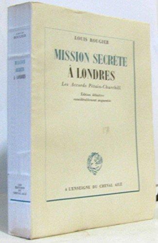 Mission secrte  londres
