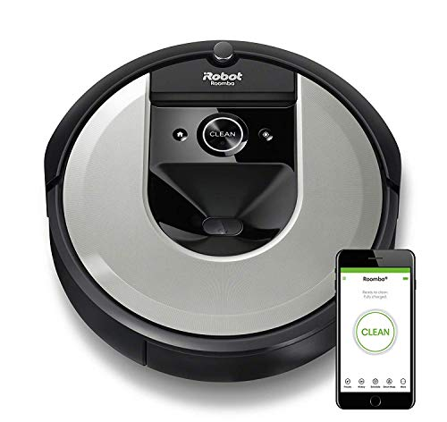 Photo de aspirateur-robot-autonome-irobot-roomba-i7