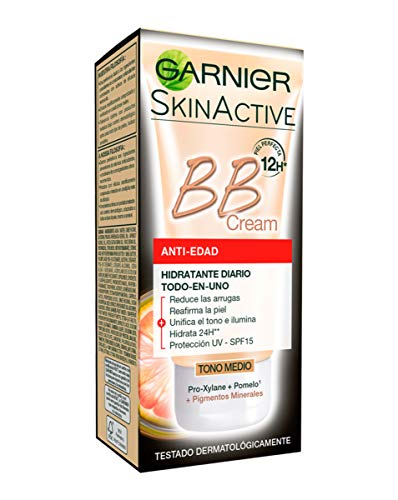 Garnier Skin Active BB Cream Anti-Edad Crema