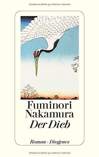 Buchseite und Rezensionen zu 'Der Dieb' von Fuminori Nakamura