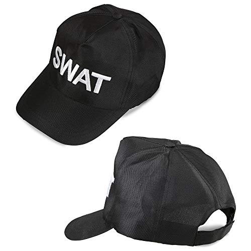 Widmann - Swat Cap (Halloween Duo Kostüme Ideen)