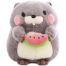 Toyvian Muñecos de Peluche Juguetes de marmota de Felpa Decoración para el hogar Figura Juguete para
