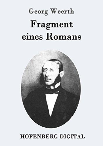 Fragment eines Romans