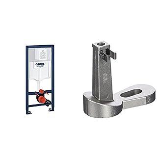 Grohe Rapid SL – Cisterna Dual Flush 1,13M New (38 528 001) + Grohe Rapid SL – Anclaje de fijación