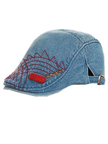 yichun (Kind Kinder Kleinkinder Schirmmütze Cowboy Baseball Cap Beret Hat Gr. Einheitsgröße, 1#
