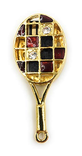 Onlineworld2013 Tennis Schläger golden Sport Ball Funny USB Stick 8 GB USB 2.0