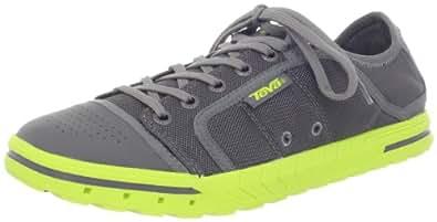 Teva Fuse-ion Mesh 8897, Herren Sneaker, Grau (charcoal grey 695), EU 39.5 (UK 6) (US 7)